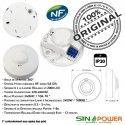 Détecteur Hyperfréquence Lampes de Luminaire Radar Relais 360° HF Automatique LED Capteur Micro-Ondes Éclairage Ampoules Mouvement