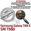 Samsung Galaxy TAB E SM-T560 USB souder Pins Connector Dock inch SM Dorés Prise charge Micro ORIGINAL T560 9 de Connecteur à Chargeur
