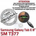 Samsung Galaxy Tab-E SM-T377 USB Chargeur à Prise ORIGINAL Qualité Fiche MicroUSB SLOT Pins charge Dorés souder Connector Dock TAB-E de
