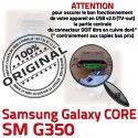 Samsung Core SM-G350 USB Charge charge Micro Qualité à de souder ORIGINAL Chargeur Plus Prise Connecteur Connector Dorés SM Pins Galaxy G350
