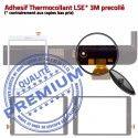 Galaxy TAB-A SM T550 Noire SM-T550 Verre Complet PREMIUM Adhésif TAB Samsung Qualité Complète Vitre Noir A Tactile Assemblée Écran en Prémonté