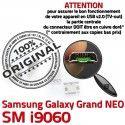 Samsung Galaxy NEO i9060 USB Connector Dock GT charge Prise ORIGINAL Chargeur Micro à souder Grand Connecteur Qualité Dorés Pins