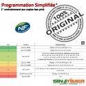 Programmation Ventilation 16A Creuses Programmateur 4000W DIN Heures Rail Hebdomadaire Electronique Commutateur Jour-Nuit 4kW Automatique