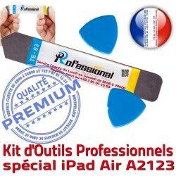 KIT iSesamo Démontage inch iLAME A2123 Remplacement Compatible Réparation Tactile Ecran Vitre 10.5 Qualité Professionnelle Outils PRO 2019 iPad