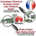 Huawei Y6 2018 JACK écouteurs Qualité Chargeur Antenne Téléphone Audio PORT ORIGINAL Nappe de Câble Charge Microphone DOCK USB