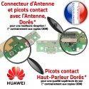 Huawei Y6-2 Antenne SMA USB Téléphone Connecteur ORIGINAL Nappe OFFICIELLE Qualité Charge Prise Chargeur Microphone GSM PORT