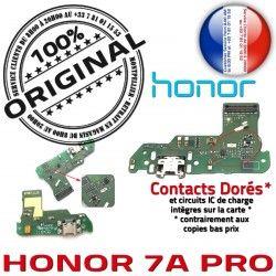 Honor de Câble Qualité MicroUSB JACK Connecteur PRO RESEAU Prise Antenne Charge Chargeur Nappe OFFICIELLE 7A Microphone ORIGINAL