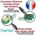 Honor 5C Microphone Prise Nappe USB RESEAU Charge Antenne DOCK Qualité Téléphone ORIGINAL Connecteur OFFICIELLE Chargeur Huawei