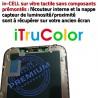 in-CELL Vitre iPhone 11 PRO 3D iTrueColor LCD Remplacement PREMIUM inCELL Cristaux Apple Écran Liquides SmartPhone Verre Multi-Touch Touch