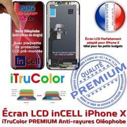 Tactile True inCELL iTrueColor Tone PREMIUM iPhone LG Multi-Touch Verre X Affichage Écran LCD Qualité SmartPhone Oléophobe HDR