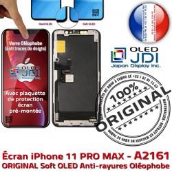 Super A2161 5,8 Assemblé Écran SmartPhone Apple iPhone Châssis Vitre Complet Affichage pouces OLED KIT soft Retina ORIGINAL sur