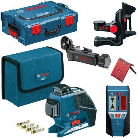 GLL 3-80 LR2 Bosch Professional L-BOXX BM 1 A01) 30A) A00 P 015 (0 2 1RR) 063 600 support + 069 Laser (1 601 100) LR