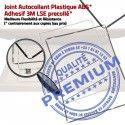 Joint Plastique iPad 4 A1459 B Blanc Contour Ecran Vitre Châssis Cadre Tactile Tablette Autocollant Apple ABS Réparation Adhésif