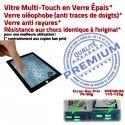 iPad3 Apple A1403 A1416 A1430 PN Remplacement Verre Oléophobe 3 PREMIUM Ecran Fixation Caméra Noir Adhésif Nappe Vitre Bouton Precollé Tactile HOME Qualité iPad