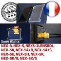 Sony LCD 412AKM1 Display 7,5 Alpha cm Repair Écran NEX-5 cristaux Remplacement Replacement ORIGINAL - liquides 3″ Part