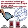 PACK Apple iPad Mini A1454 Noir Precollé IC Tablette Nappe Adhésif Bouton MINI Réparation Qualité HOME Verre Outils Vitre PREMIUM Noire KIT Tactile