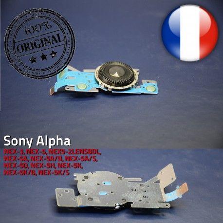 Sony NEX-5 Molette Commande de commande Alpha (NEX-5 FLEX Photo Appareil Connexion Nappe Menu ORIGINAL FLEXIBLE Touches NEX-3) Interrupteur