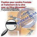iPad Mini2 A1489 A1490 A1491 B Ecran Monté Verre Tablette Nappe Adhésif Oléophobe 2 Bouton Fixation Réparation MINI Caméra Filtre Home Tactile Blanc Vitre