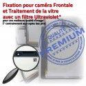 iPad AIR A1476 Noir Caméra Tablette Fixation HOME Adhésif Ecran Qualité Nappe Tactile IC Monté Réparation Verre Oléophobe Vitre
