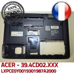 Acer ASPIRE Coque Arrière LXPCE0Y0019301987A2000 Mitsubishi 39.4CD02.XXX WIS604CD1000209070801 A02-- N2 WIS604CD0800109070501
