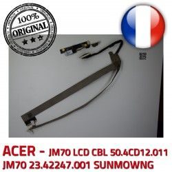 VA-05 Cable Microphone JM70 Video ORIGINAL CN0314-SN30-OV03-5 B1928309309C LCD Nappe ACER SUNMOWNG 50.4CD12.011 CBL 23.42247.001