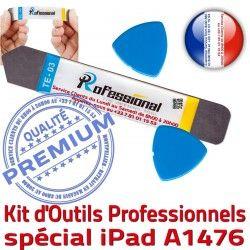 iPadAIR Qualité iLAME iSesamo Tactile PRO Ecran iPad Vitre Outils Compatible Remplacement A1476 Professionnelle Réparation KIT Démontage
