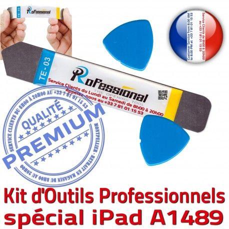 iPadMini iLAME A1489 Tactile KIT Démontage Remplacement iPad Ecran Vitre Professionnelle Compatible Outils iSesamo Réparation Qualité PRO