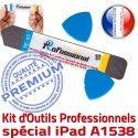 iPadMini 4 iLAME A1538 KIT Vitre iSesamo PRO Réparation Ecran Outils Tactile Compatible Démontage Remplacement Qualité iPad Professionnelle