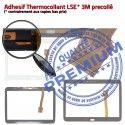 Samsung Galaxy TAB 4 SM-T530 B Prémonté TAB4 10.1 LCD PREMIUM Qualité T530 Tactile Adhésif Blanche Assemblée Ecran Vitre en SM Supérieure Verre