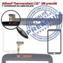 Samsung Galaxy TAB 3 SM-T210 N Noire TAB3 T210 en 7 Prémonté Vitre SM Qualité PREMIUM Verre Ecran Assemblée Tactile Supérieure Adhésif LCD