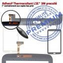 Samsung Galaxy SM-T2100 Tab3 N Verre PREMIUM Tactile Noire Assemblée 7 en Qualité Prémonté Supérieure TAB3 Vitre Ecran Adhésif LCD