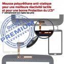 Samsung Galaxy TAB 3 SM-T2110 N 7 PREMIUM Tactile Prémonté T2110 Qualité Ecran Noire Vitre Adhésif TAB3 LCD SM Assemblée en Verre Supérieure