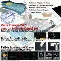 Film Protecteur Apple iPad A1397 Chocs Vitre Filtre Verre Lumière Incassable 9H ESR Trempé Protection Anti-Rayures Bleue 2 Ecran
