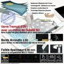 Verre Trempé Apple iPad A1476 Vitre AIR Oléophobe Chocs UV Ecran Protection H Filtre Multi-Touch Anti-Rayures Bleue Lumière ESR