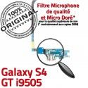 Samsung Galaxy S4 GT i9505 C Prise Antenne Connecteur RESEAU Nappe MicroUSB OFFICIELLE ORIGINAL Chargeur Microphone Qualité Charge