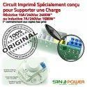 Micro Capteur Radar SINOPower Alarme Interrupteur Passage Éclairage Consommation Automatique de Électrique Détection Basse Présence Personne HF Détecteur