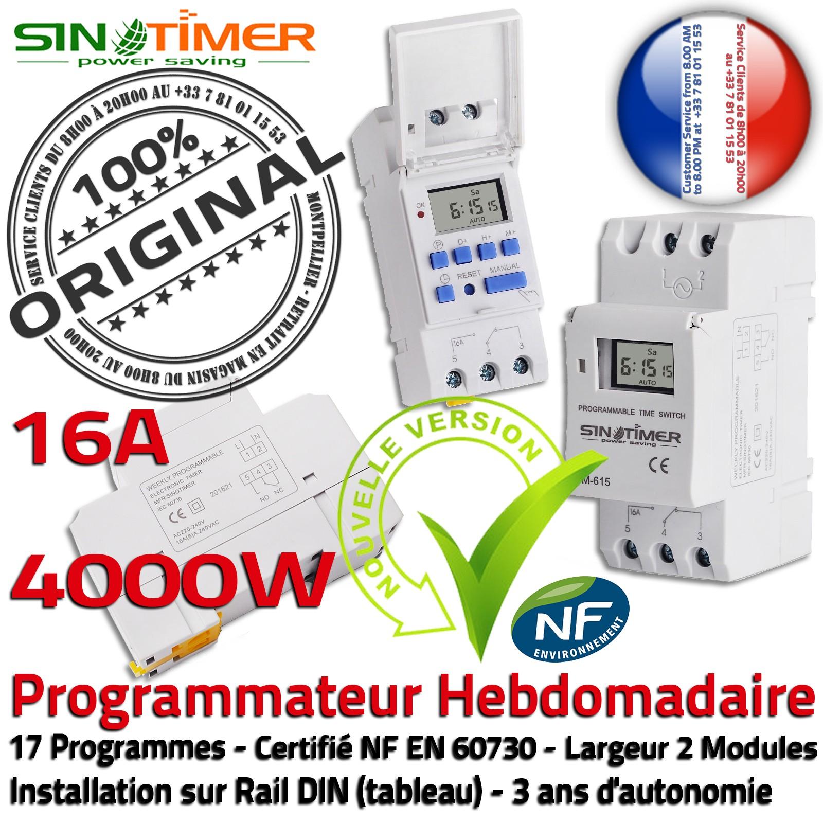 Minuterie Électronique Tableau Électrique
