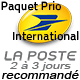 Paquet Recommande PRIO International
