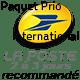 Paquet Recommande PRIO International